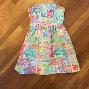 Lilly Pulitzer state of mind Lottie dress, size 2